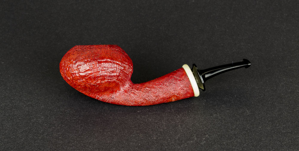 Artem Shcherbak Smoking Pipe